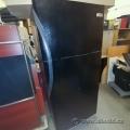 Black Frigidaire 18cu. Fridge with Top Load Freezer