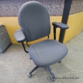 Grey Fabric Steelcase Turnstone Office Chair