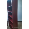 "Giant Mahogany Bookcase 84"" Tall"