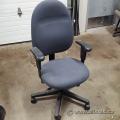 Grey Adjustable Office Task Chair