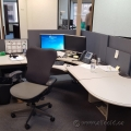Herman Miller Mirra Grey Mesh Ergonomic Task Chair
