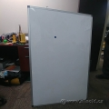 "Magnetic Whiteboard 48"" x 36"" w/ Corner Mounting Frame"