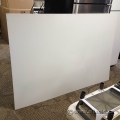 "Magnetic Steel Dry Erase 72"" x 48"" Wall Panelling Board Set"