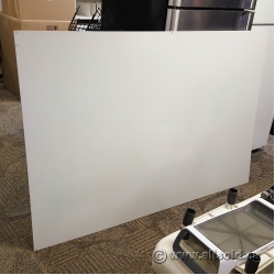 """Magnetic Steel Dry Erase 72"""" x 48"""" Wall Panelling Board Set"""