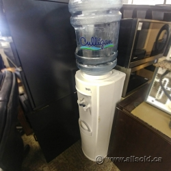 White Room Temperature / Cold Bottled Water Cooler
