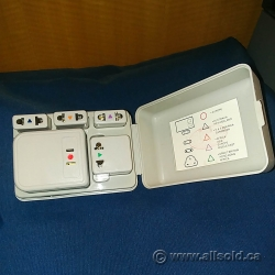 ConAir Stowaway International Converter and World Adapter Set