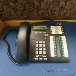 Avaya 7316E Charcoal  Business Telephone