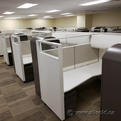 Herman Miller Vivo Workstations Cubicles Systems Furniture