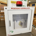 Zee AED Surface Mount Cabinet With Alarm and Strobe Light