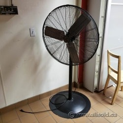 "Airmaster 30"" Pedestal Mounted Fan"