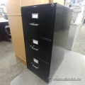 Hon 3 Drawer Vertical Legal File Cabinet