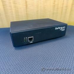 StarTech PDU02IP 2 Port Remotely Managed IP Power Switch
