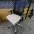 Steelcase Think Moss Mesh Back Adjustable Ergonomic Task Chair