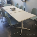 Square Office Meeting Table