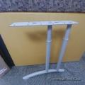 Teknion Height Adjustable Pin Table Leg