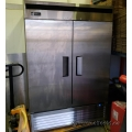 EFI Double Door Reach In Vertical Freezer