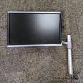 "HP Compaq 22"" Monitor w/ Clamp Mounting Arm"