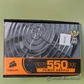 Corsair VX550W Power Supply CMPSU-550VX