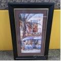 """Bar La Palma"" Framed Wall Art By Malcolm Surridge"