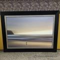 """Bird On A Beach"" Framed Wall Art by Unknown Artist"