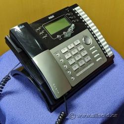 RCA TC25424RE1 Analog 4-Line Expandable Business Phone