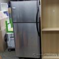 Frigidaire Stainless Steel Fridge w/ Top Load Freezer