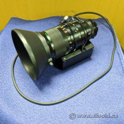 Fujinon Libra TV Camera Lens 1:1.6 / 10 - 100mm A10 x 10BMD-D9