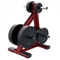 Life Fitness Signature Olympic Weight Storage Tree