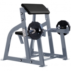 Hammer Strength Seated Preacher Arm Curl