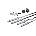 UMAX 7' USA Stainless Steel Olympic Bar