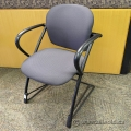 Steelcase Ally Grey Office Stacking Guest Chair