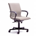 Grey Checker Pattern Steelcase Protege Office Task Meeting Chair