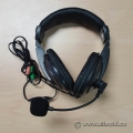 Headphone Komc KM-750MV Multimedia Black