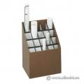 Safco 3081 Upright Roll File 20 Compartment