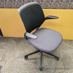 Steelcase Cobi Grey Office Task Chair w/ Mesh Back