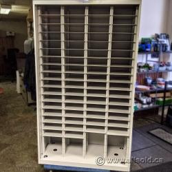 Paper Mail Sorter Pigeon hole w/ Adjustable Shelves