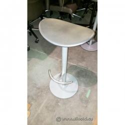 Grey Steelcase Enea Cafe Counter Stool Chair