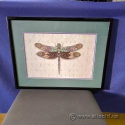 Pattern Dragonfly Wall Art, Unknown Artist