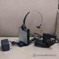 Netcom GN-9120 Cordless Headset w/ Base & GN1000 Lifter
