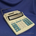 Victor 1212-2 Portable Print/Display Calculator Dual Color Print