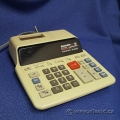 Sharp EL-2192G 12-Digit Printing Calculator Adding Machine