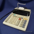 Sharp EL-1801V Portable 12-Digit 2-Color Printing Calculator