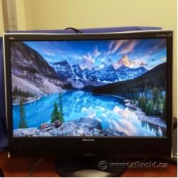 """ViewSonic VG2230WM - 22"""" LCD Monitor"""