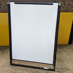 Adjustable Presentation Easel w/ Whiteboard