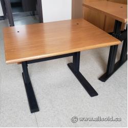 Simo Peanut Height Adjustable Run-off Desk