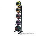 Spri Medicine Balls and Rack