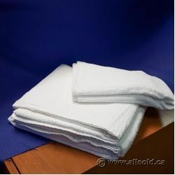 White Towel apx. 28 x 54