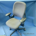 Steelcase Leap V1 Charcoal Ergonomic Task Chair