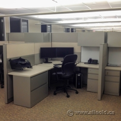 Steelcase Answer Cubicles Workstations Systems Furniture