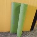 Green Gaiam 4mm Yoga Mat